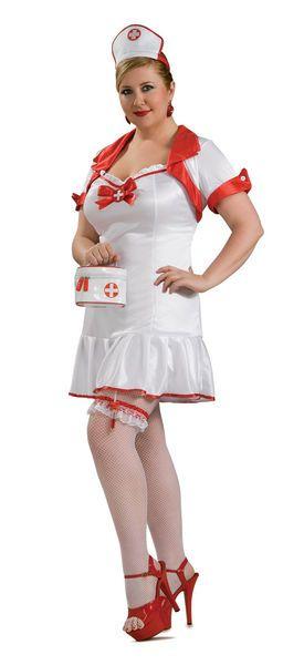 Naamiaisasu; Sairaanhoitaja + | Naamiaismaailma