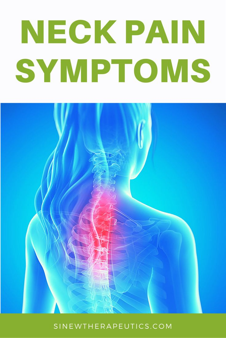 99 best Neck Pain images on Pinterest   Healing Neck ...