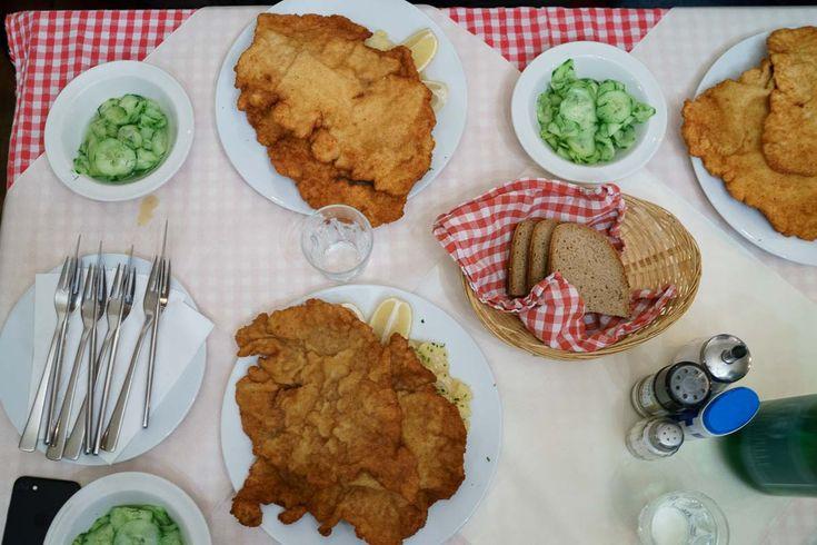 Best schnitzel in Berlin via Berlin Food Stories