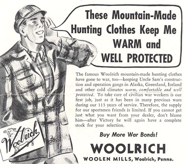 17 Best Images About Vintage Woolrich Usa On Pinterest