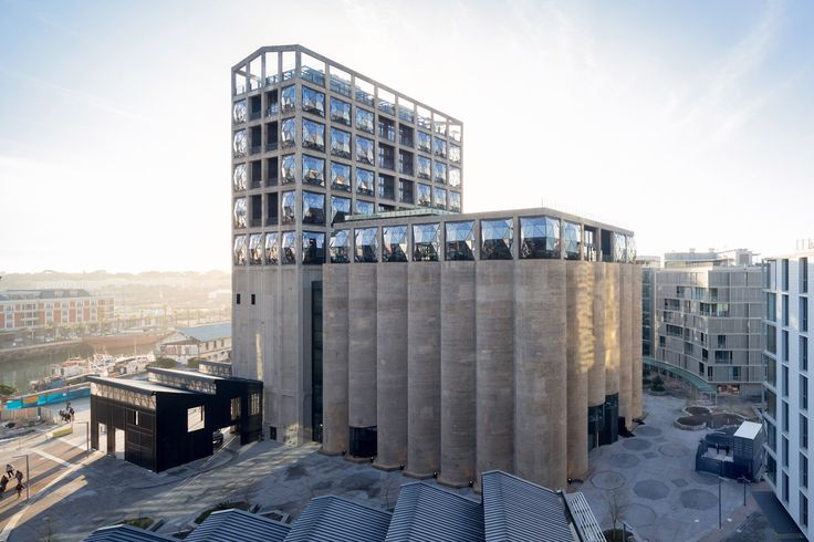 Thomas Heatherwick has created South Africa's biggest art museum – by hollowing out the inside of a historic grain silo building