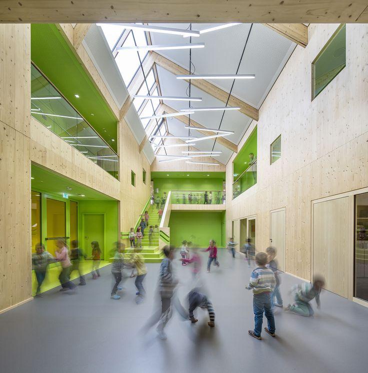 Preis / Kategorie Sport- und Bildungsbauten: Kindertagesstätte Völklingen