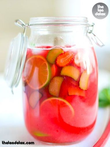Good Morning!!!  #theteadetox #infused #water #diet #detox #weightloss