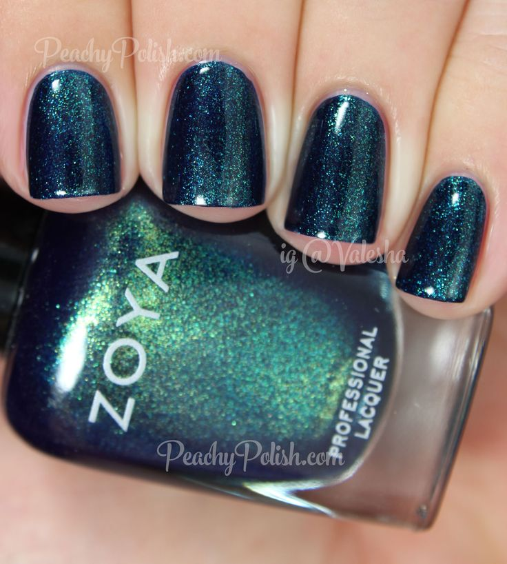Zoya Remy | Fall 2014 Ignite Collection | Peachy Polish