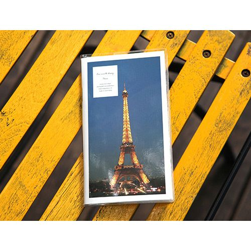 2016 indigo paris one month undated diary scheduler fallindesign