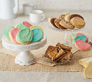 Cheryl's 30 Piece Easter Cookie and Brownie Auto-Delivery