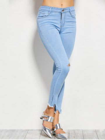 GET $50 NOW | Join RoseGal: Get YOUR $50 NOW!http://www.rosegal.com/jeans/ripped-skinny-frayed-hem-jeans-862203.html?seid=6906459rg862203