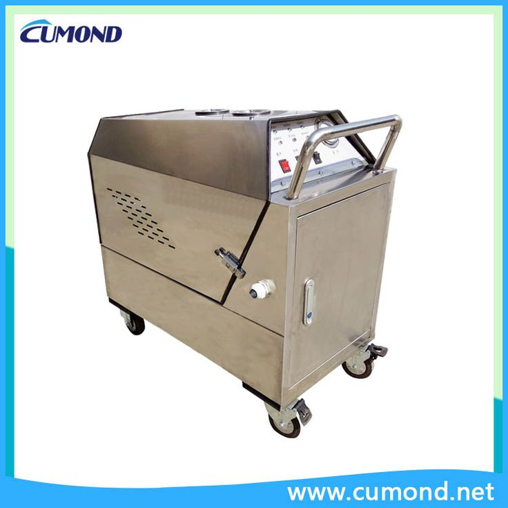 Cumond electric steam cleaning machine for car washing service.especially good for washing car interior,car engine and car air conditioner.
