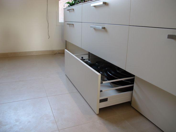 #kitchen, #keuken, #plint, #lade