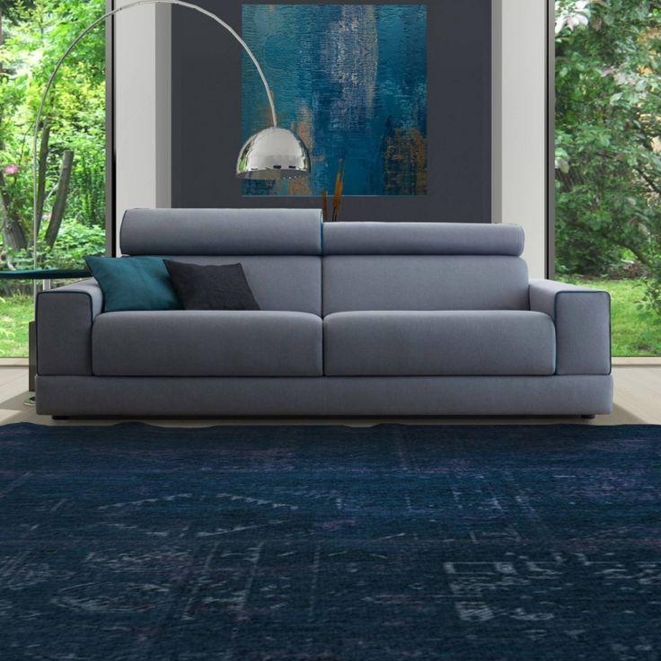 Das Sofa Oscar Perfekte Erganzung Wohnumgebung. sofa bonaldo lars ...