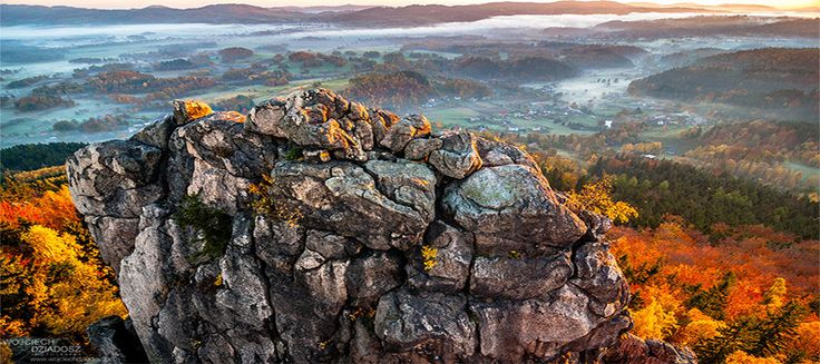 Explore the Sudety Mountains from eastern Germany along the northern border of the Czech Republic to south-western Poland.