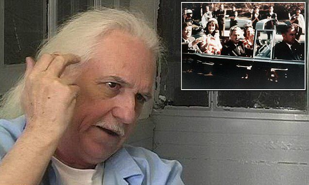 Mob hitman James Files, 72, says that he was the man on the grassy knoll back on November 22, 1963, He also claims that Lee Harvey Oswald never fired a single shot, and that his boss Charles 'Chuckie' Nicoletti was in the book depository. Files claims that the CIA turned against Kennedy after the Bay of Pigs Invasion and plotted with the mafia to kill the president