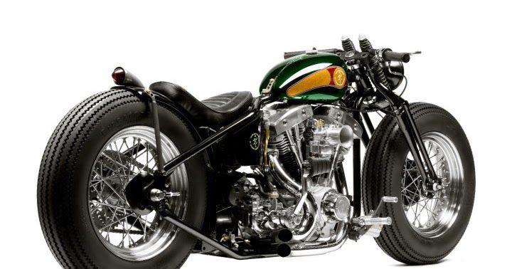 Iron Man Bike, a modified Type 6. Original Samurai Choppers. http://www.zero-eng.com/