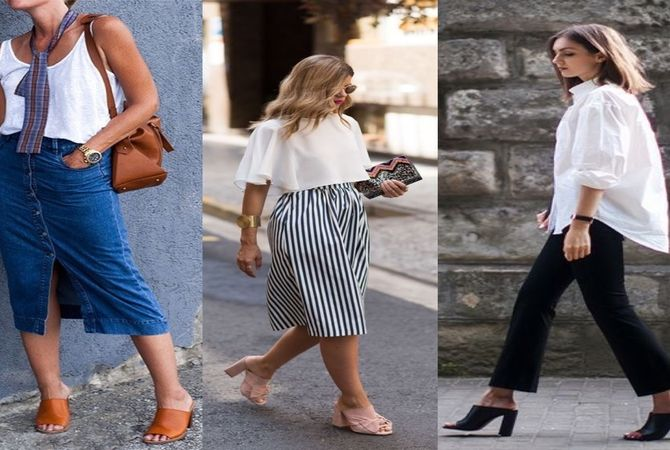 Outfit inspiration: Πως θα φορέσεις τα mules;