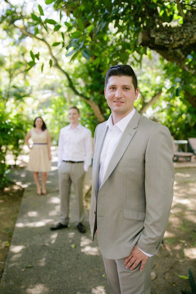 Andrea and Matt – InterContinental Fiji Golf Resort and Spa /Cheer Photography
