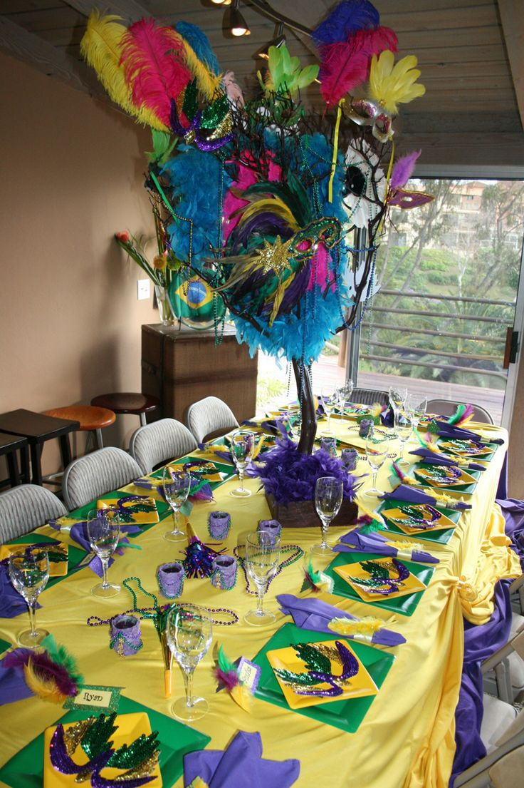 brazilian carnaval theme for party | Party Theme :: Brazilian Carnival / Mardi Gras | cakes likes a party