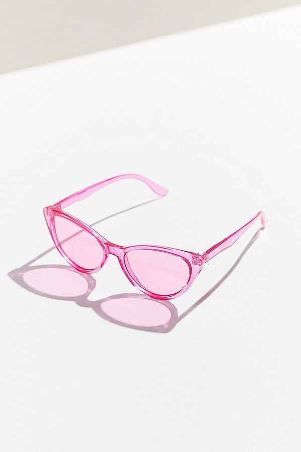 67900c9df94a Slim Retro Cat-Eye Sunglasses in 2019 | Accessories | Cat eye ...