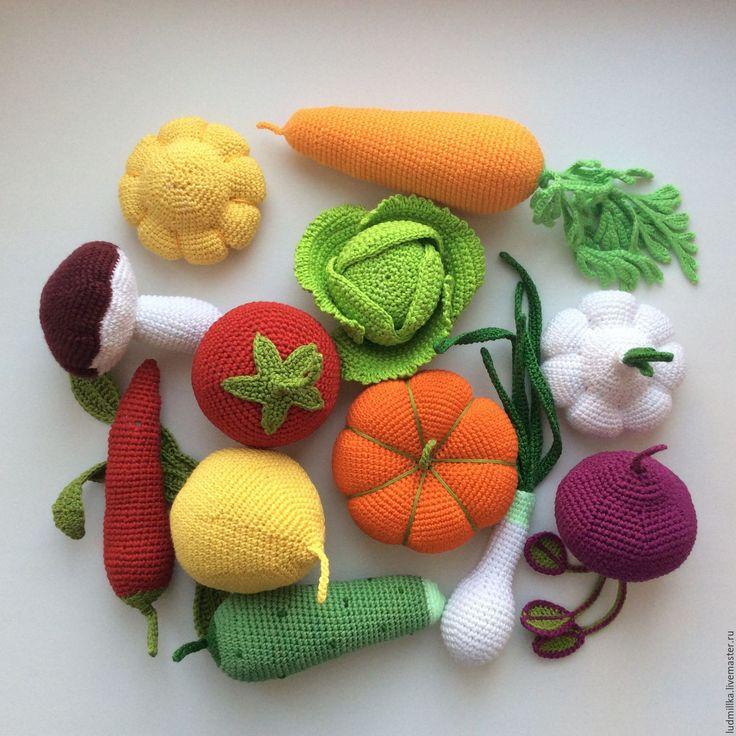 веранде картинки фрукты и овощи вязаные крючком да, может