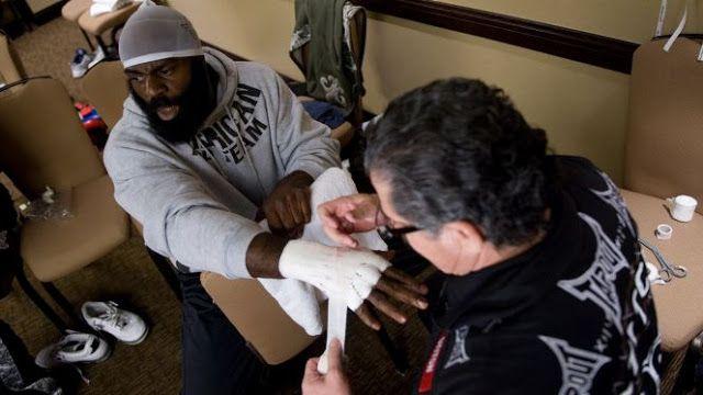 El Ex Luchador De UFC Kimbo Slice Muere A La Edad De 42 Años  Mira el detalle.
