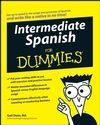 Intermediate Spanish For Dummies:Book Information - For Dummies
