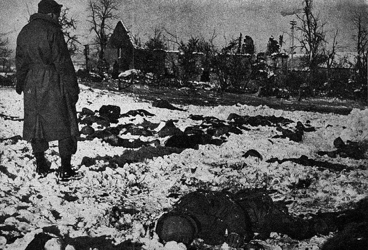 Malmedy Massacre - Waffen-SS - Wikipedia
