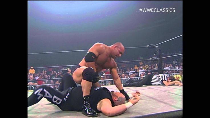 Goldberg vs Bam Bam Bigelow, 9/9/99
