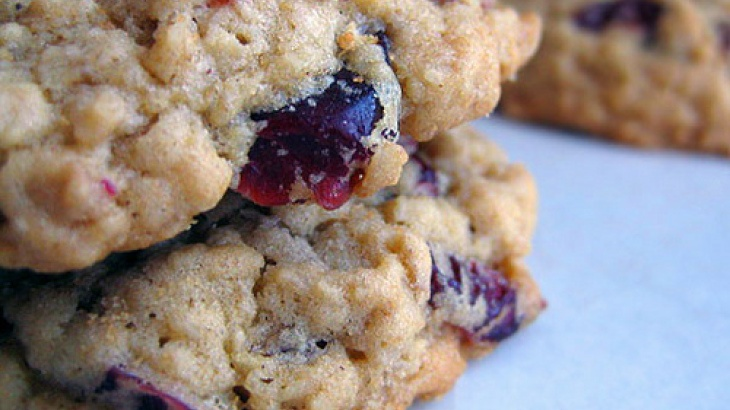 ... Cookies, I might try these and swap out the sugar for honey/or agave