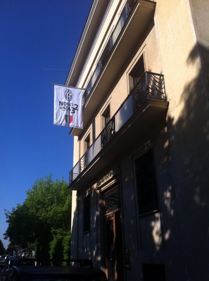 Oggi a Torino è davvero una splendida giornata! #JuveX3 pic.twitter.com/r6e0qyZx0O