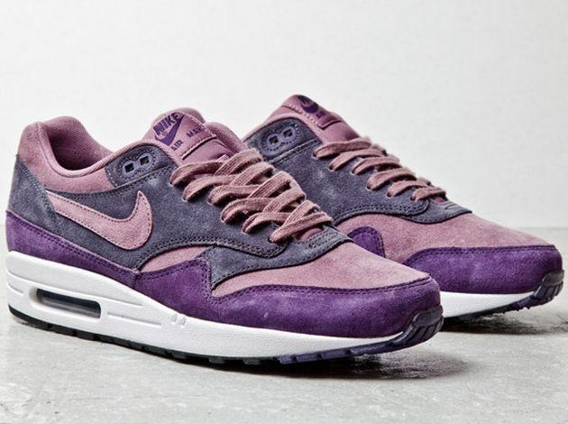 "Nike Air Max 1 – ""Purple Suede"""