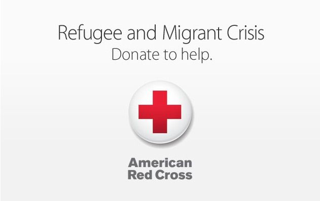 Apple Accepting Red Cross Donations Through iTunes to Support Migration Crisis - https://www.aivanet.com/2015/09/apple-accepting-red-cross-donations-through-itunes-to-support-migration-crisis/