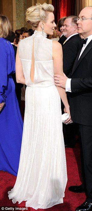 Princess Charlene love her hair