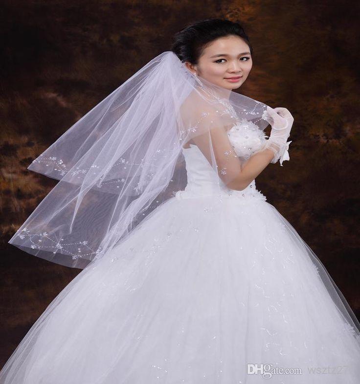 Veils Headpieces Short: 25+ Best Ideas About Short Wedding Veils On Pinterest