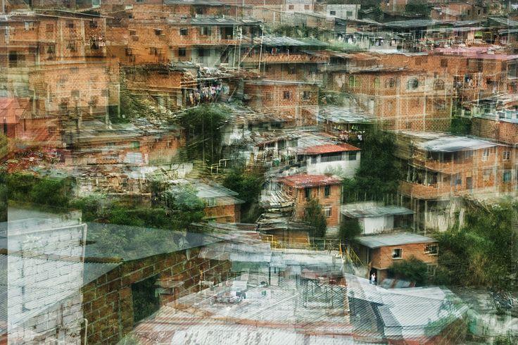 https://flic.kr/p/MxUYrU   C&C-Medellin-CiudadInformal   Vista al Barrio Juan XXIII, Comuna 13 de Medellín.