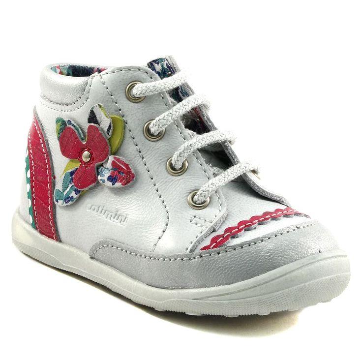 097A CATIMINI POUSSIN BLANC www.ouistiti.shoes le spécialiste internet  #chaussures #bébé, #enfant, #fille, #garcon, #junior et #femme collection printemps été 2017