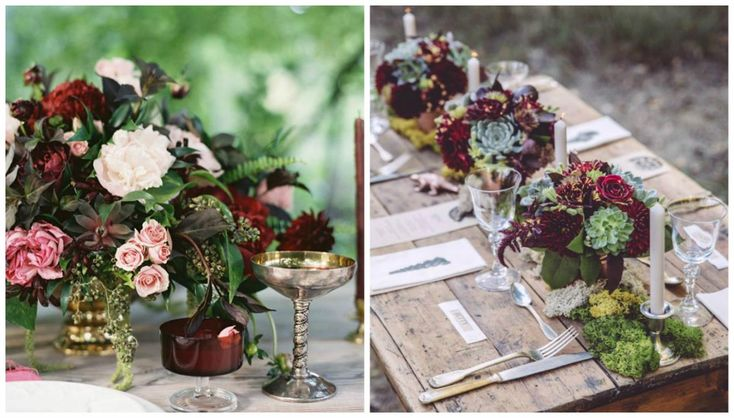 марсала цвет винный цвет свадьба