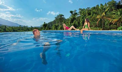 Welcome to Tourism Port Douglas & Daintree, Tropical North Queensland, Australia. Port Douglas Australia is just an hour's drive north from Cairns via a spectacular scenic hwy, The Great Barrier Reef Drive.