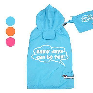 Fluorescent+Colors+Raincoat+for+Dogs+(XS-XL,+Assorted+Colors)+–+USD+$+14.39