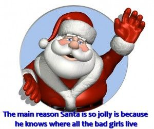 Funny christmas messages funny santa quotes