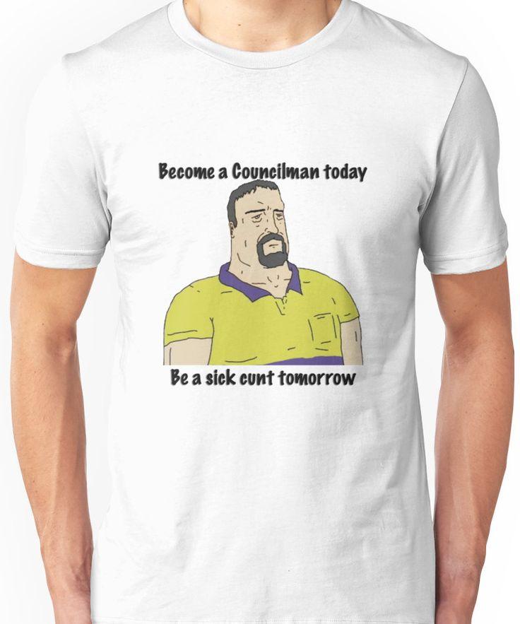 Mike Nolan councilman big lez show Unisex T-Shirt
