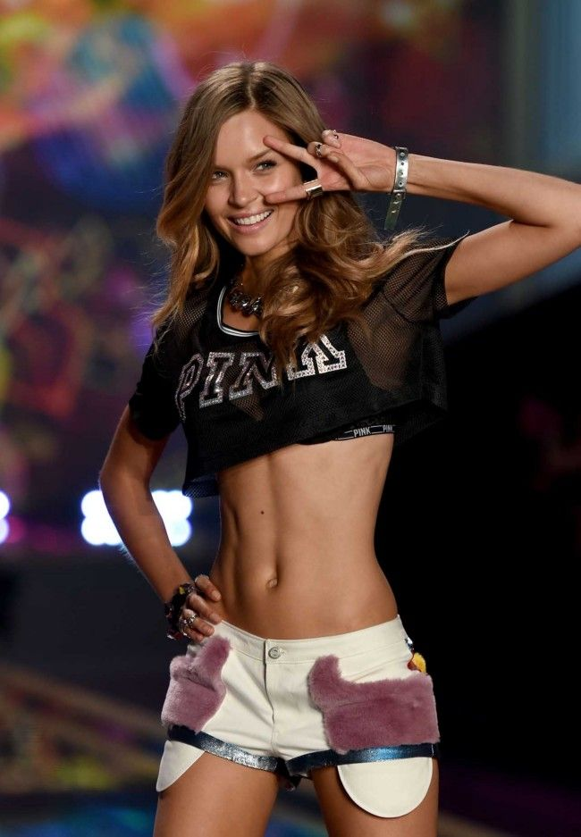 All the images from the Victoria's Secret show 2014 gallery - Vogue Australia