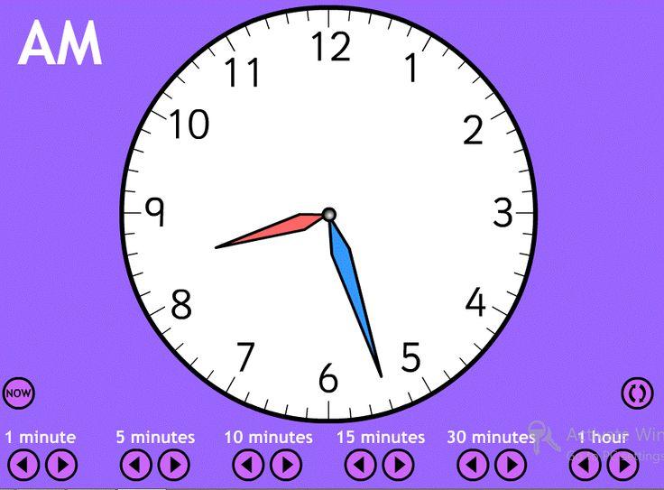 Kello luokkaan - ajan opetteluun ja näyttöön.