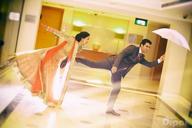 Innovative Indian Wedding Couple Photography Poses You Must