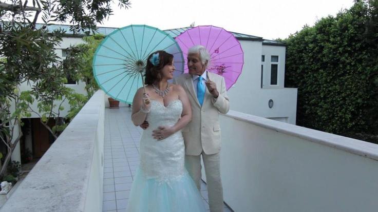 Dick Van Dyke marries Arlene Silver in wedding gown styled ...