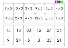 tafel van 3