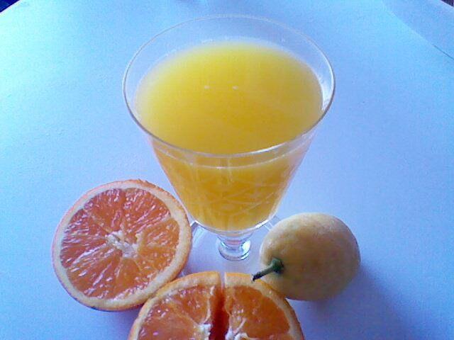 O Barriguinhas: Laranjada de Laranja com limão