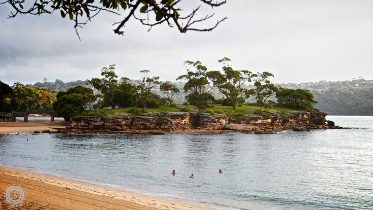 Rocky Point on the Gorgeous Balmoral Beach