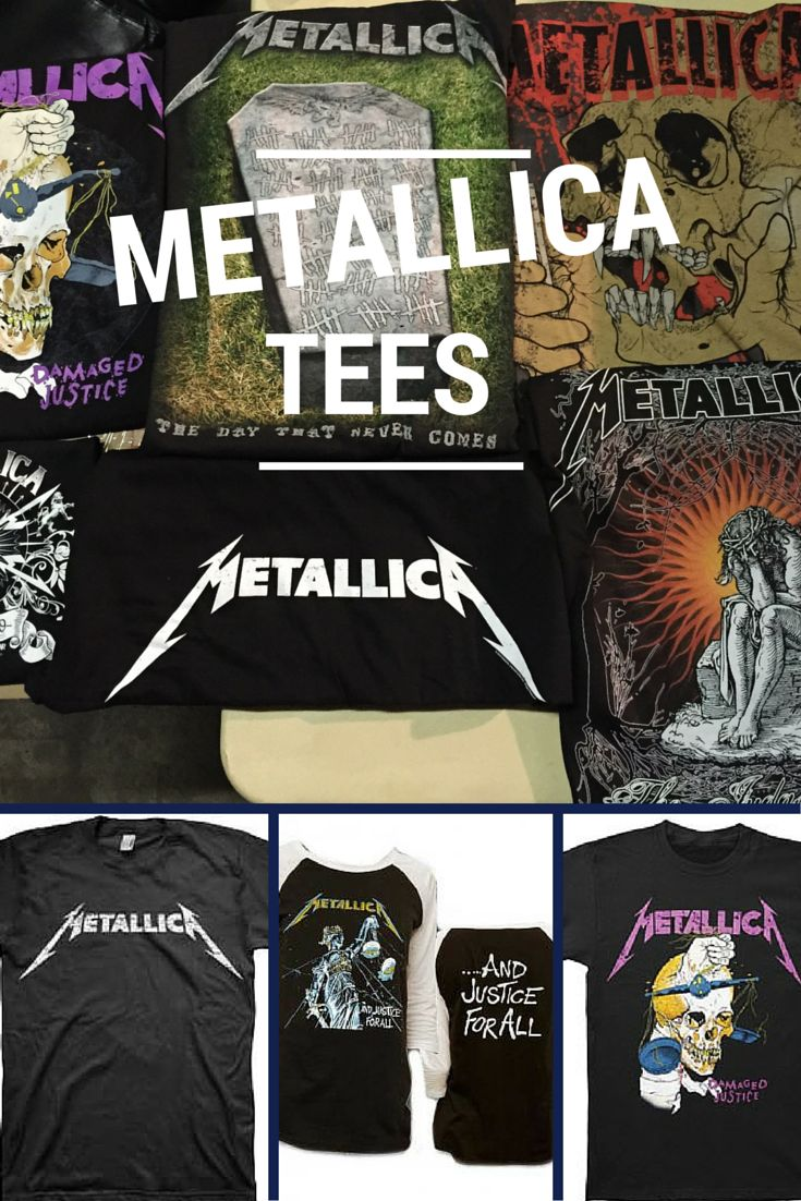 Metallica Tees - All of Em! - Metallica raglans, hoodies, hats & other awesome metallica clothing! - http://www.band-tees.com/istar.asp?a=3&dept=ROCK&class=L-N&subclass=METALL&sortby=TOPSELLER&numperpage=36&pos=0