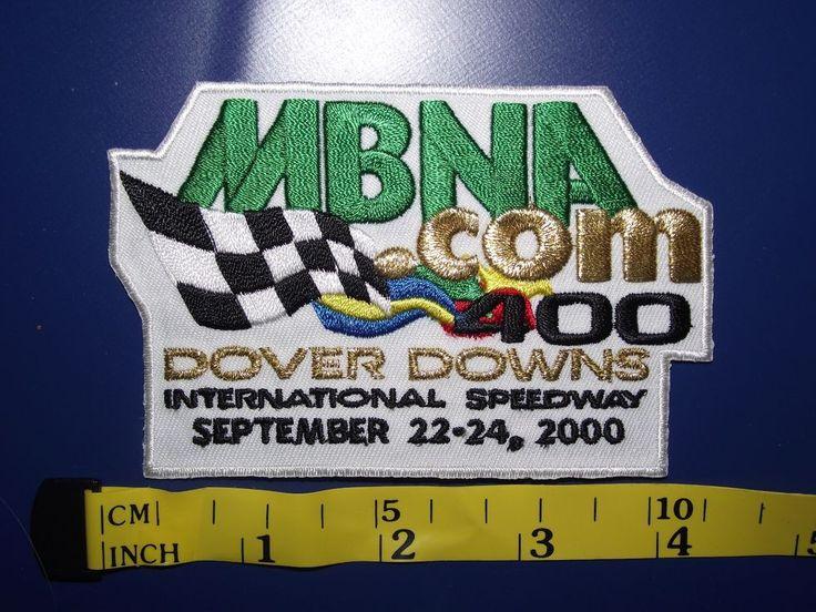 MBNA.com 400 America 400 September 22 - 24 2000 Dover NASCAR Tony Stewart #20