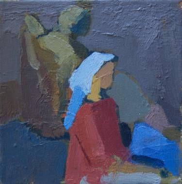 "Saatchi Art Artist Mariia Hurianova; Painting, ""oil painting"" #art"