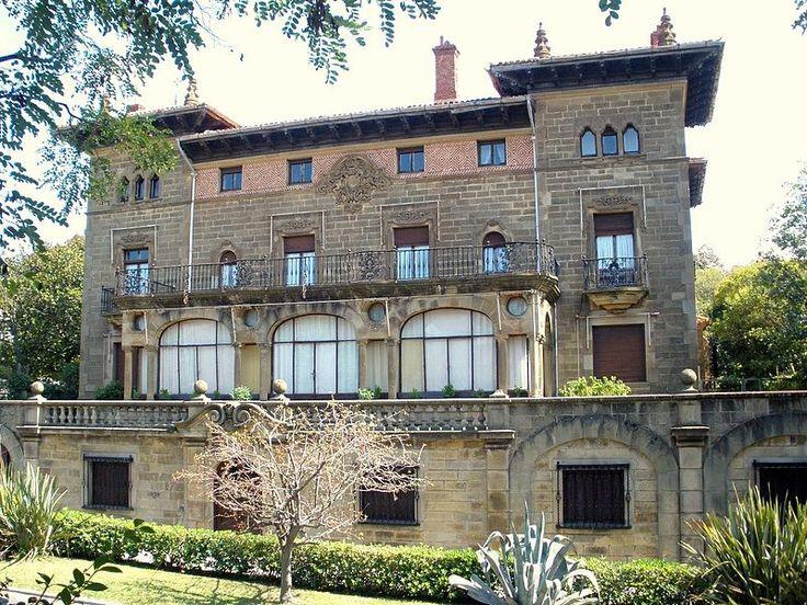 Guecho, Neguri - Palacio del Marques de Olaso